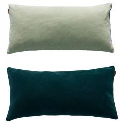 OYOY Lia Cushion Fog Green/Trekking Green