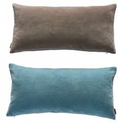 OYOY Lia Cushion Tourmaline/Grey Brown