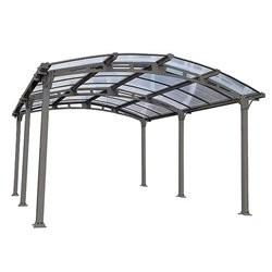Palram Arcadia carport 5000 - grå