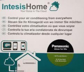 Panasonic Intesis Home Wi-Fi