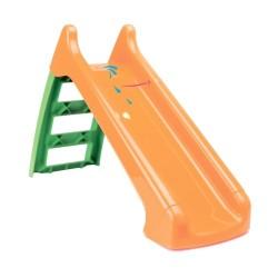 Paradiso Toys rutsjebane - Orange/grøn