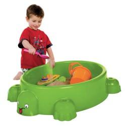 Paradiso Toys sandkasse - Plast