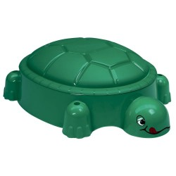 Paradiso Toys sandkasse - Skildpadde - Grøn