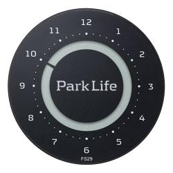 Park Life p-skive - Carbon Black