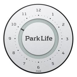 Park Life p-skive - Titanium Silver