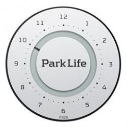 Park Life parkeringsskive - Titanium Silver