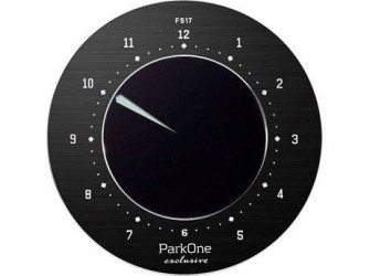 ParkOne Exclusive P-skive Carbon Black