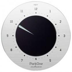 ParkOne Exclusive parkeringsskive - Silver