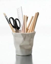 Pen pen blyantholder (hvid)