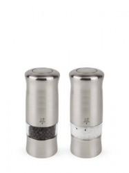 PEUGEOT Zeli Duo Elektrisk Forkromet 14 cm
