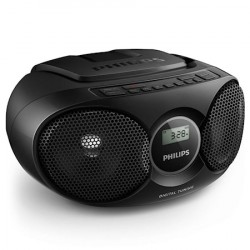 Philips Boombox AZ215 Sort
