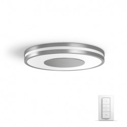 Philips Hue Connected Being Plafond BT-Grå