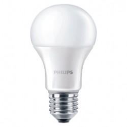 Philips LED E27 Standardpære-11W = 75W-Mat