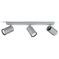Philips myLiving loftlampe med spot - Kosipo - Aluminium