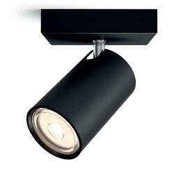 Philips myLiving væglampe - Kosipo - Sort