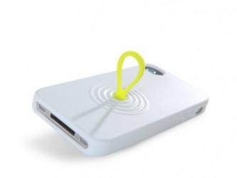 Phone tail (hvid)