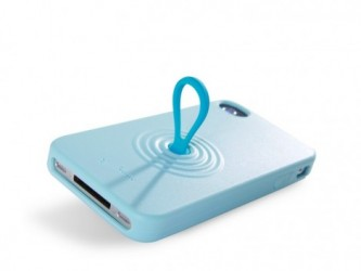 Phone tail (turkis)