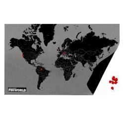 Pin World - med lande