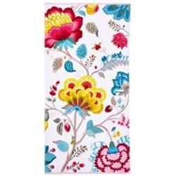 Pip Studio håndklæde - Floral fantasy - Star white