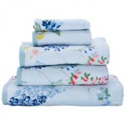 Pip Studio håndklæder - Hummingbird - Blå