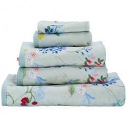 Pip Studio håndklæder - Hummingbirds - Grøn