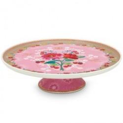 Pip Studio kagefad - Floral - Ø 30,5 cm - Pink
