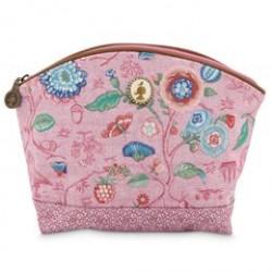 Pip Studio toilettaske - Spring to life - Pink