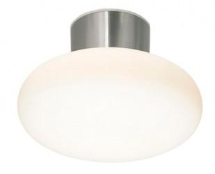 Pippi Loftslampe Stål/Hvid IP44