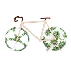 Pizza skærer Fixie - Tropical vintage cykel