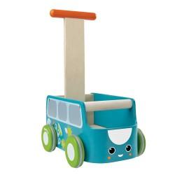 Plantoys gåvogn - Blå