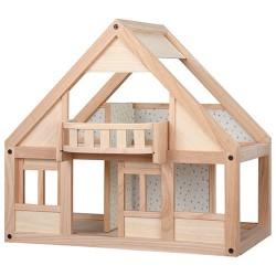 Plantoys mit første dukkehus