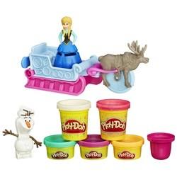 Play-Doh med Frost slæde