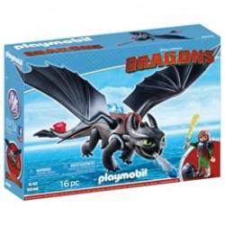 Playmobil Hikke og Tandløs