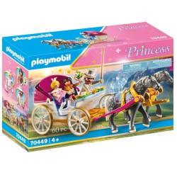 Playmobil romantisk hestevogn