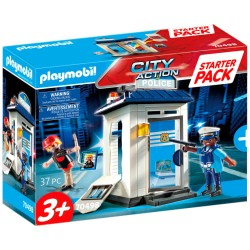 Playmobil startpakke politi