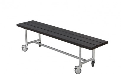 Plus - Urban Picnic Plankebænk L177 cm - Sort