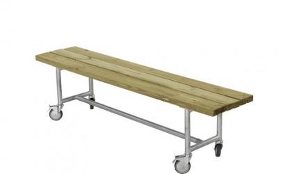 Plus - Urban Picnic Plankebænk L177 cm - Trygimprægneret