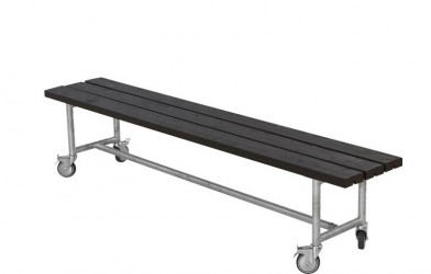 Plus - Urban Picnic Plankebænk L207 cm - Sort