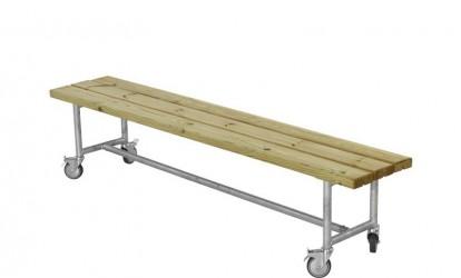 Plus - Urban Picnic Plankebænk L207 cm - Trygimprægneret
