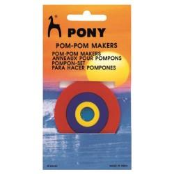 Pony pompon-sæt