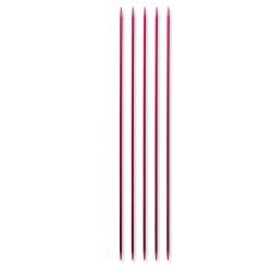 Pony strømpepinde - Nr. 2 - Rød