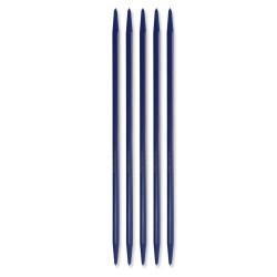 Pony strømpepinde - Nr. 5,5 - Mørkeblå