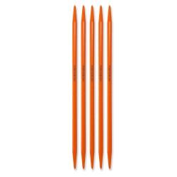 Pony strømpepinde - Nr. 6 - Orange