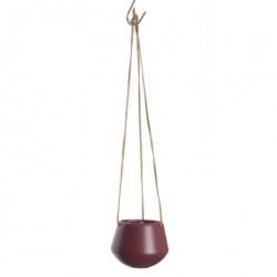 Potteskjuler (rØd/h9,5 cm)