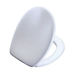 Pressalit T2 324 Standard toiletsæde - hvid