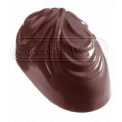 Professionel chokoladeform fjer