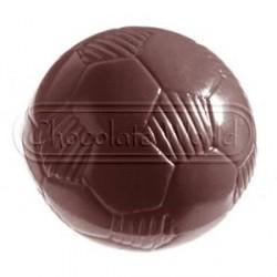 Professionel chokoladeform fodbold