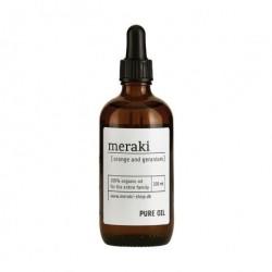 Pure oil (appelsin & geranium)