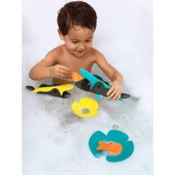 Quutopia badelegetøj i skum - Crocodile River
