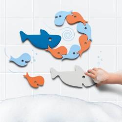 Quutopia badelegetøj i skum - Shark Bath